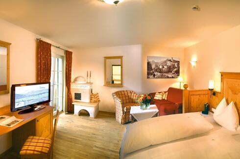 romantic suite kaprun