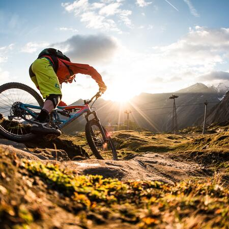 mountainbiking holiday kaprun | © SalzburgerLand/David Schultheiss