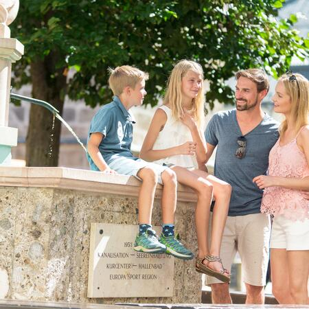 family holiday summer zell am see kaprun | © Zell am See-Kaprun Tourismus