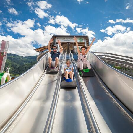 family day out holiday kaprun salzburg