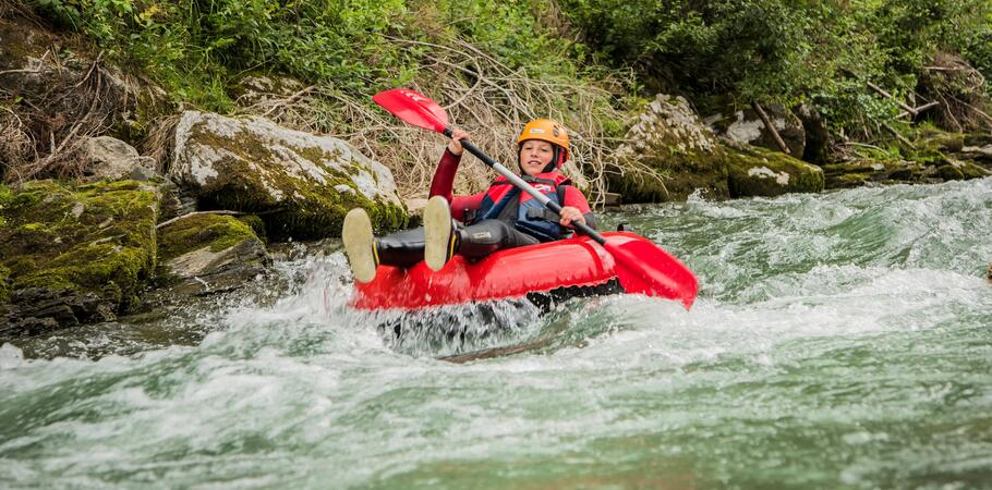 rafting adventure holiday salzburg