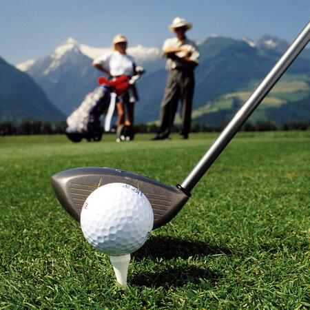 golf holiday kaprun