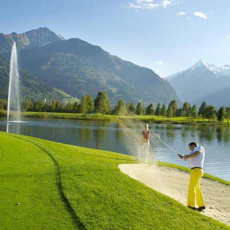 golf holiday zell am see kaprun