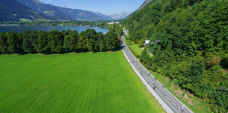 roadbike course ironman zell am see-kaprun
