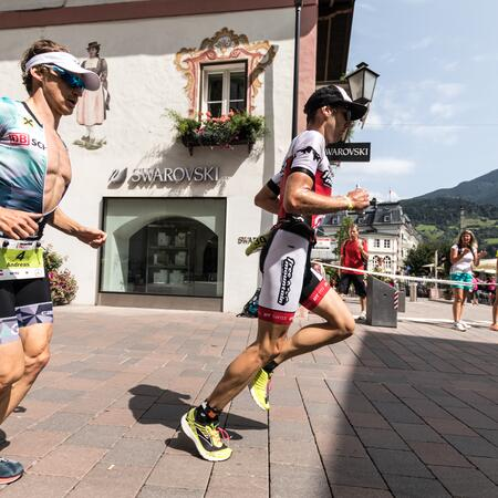 runner ironman zell am see-kaprun