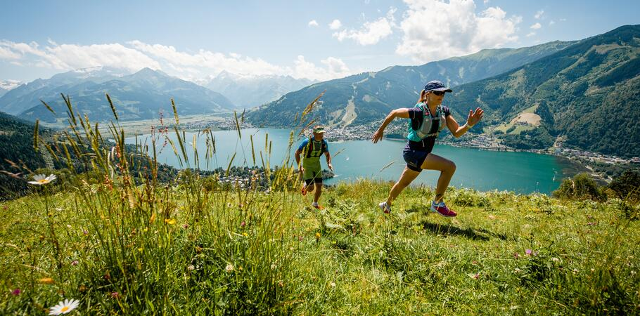 running zell am see-kaprun