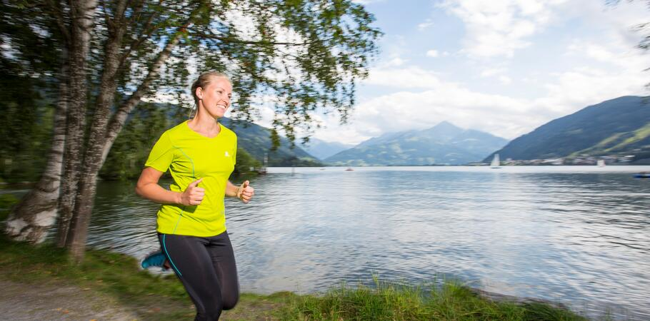 running lake zeller see