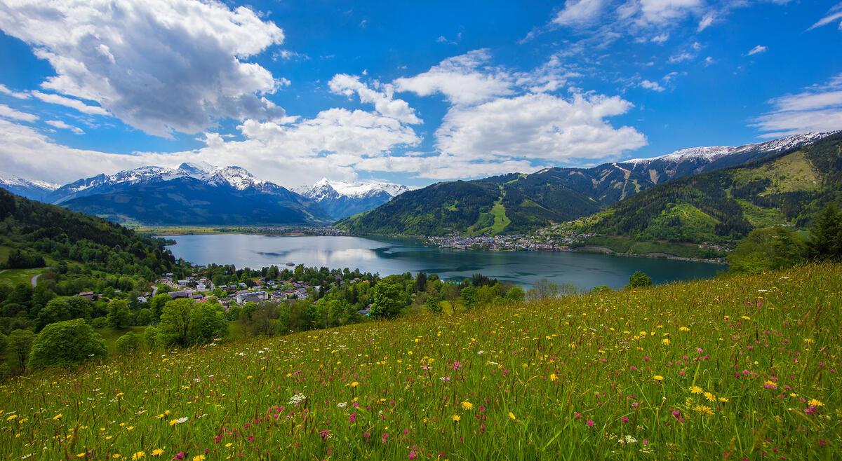 Summer Holiday For Families Zell Am See Kaprun