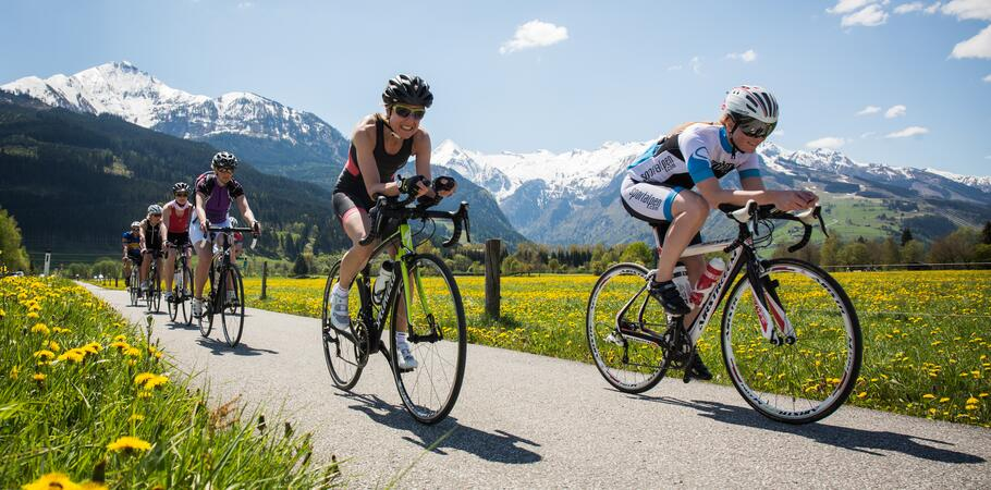 roadbiking zell am see-kaprun