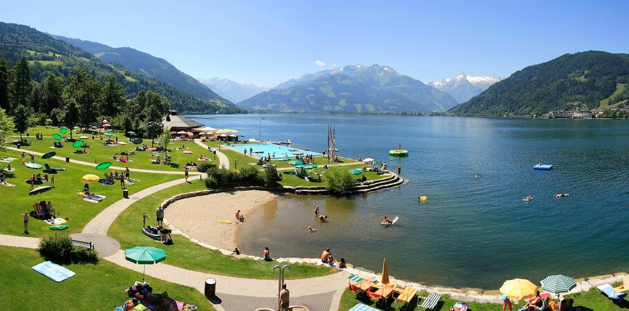 lido summer vacation kaprun austria