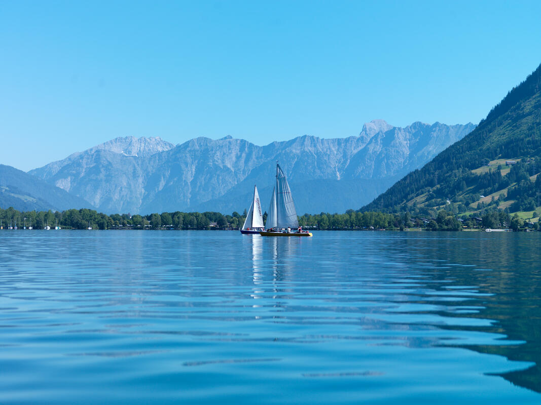 Sailing & Surfing at Lake Zell – Holiday in Kaprun - Hotel ...