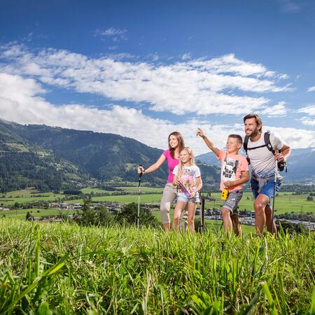 family hiking holiday | © Maiskogel Betriebs AG