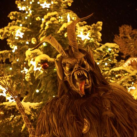 krampus tradition salzburg
